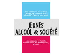 boutons alcool