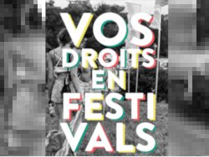 vos droits en festivals